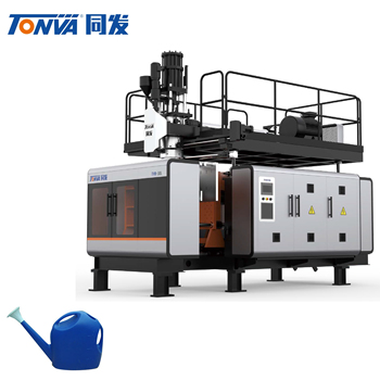 plastic blowing machine for watering pot