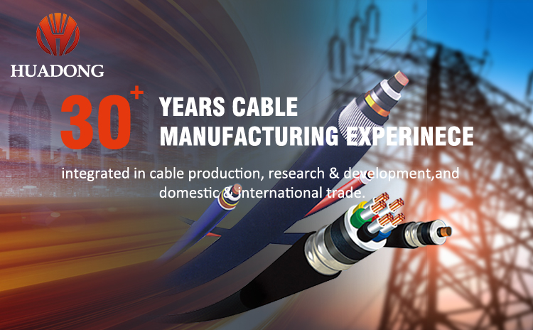 Philippines Low Voltage cable copper overhead cable