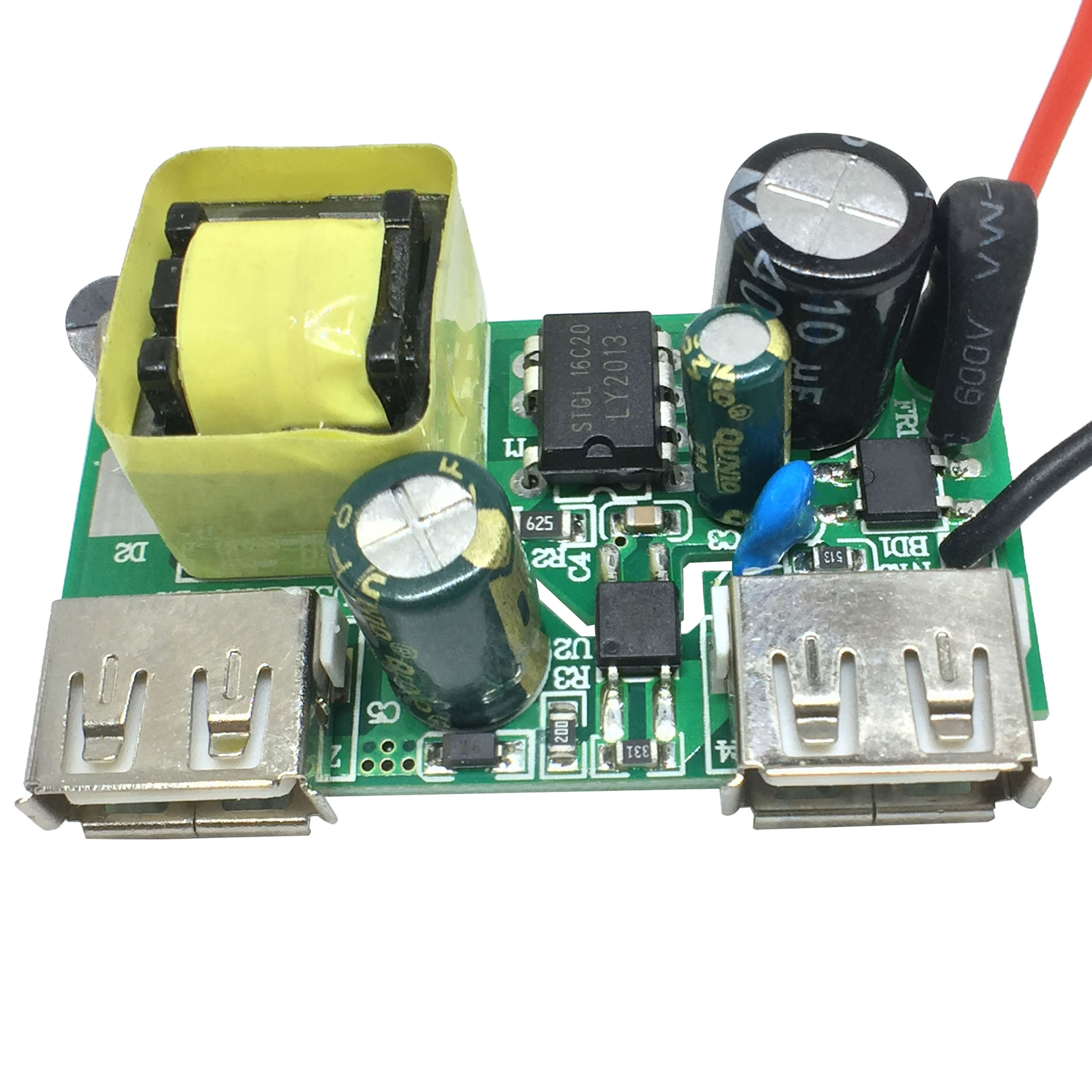 <strong>A001</strong> Electronics usb wall charger pcba Assembly,Customized PCBA/pcb design services