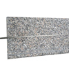 Chinese light grey granite G603 stair steps and riser