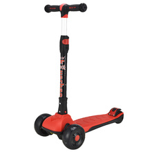 3 wheel qiyi new balance kids scooter mini kick sports scooter with stand up