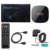 Tvbox Pendoo A95X 4K S905W tv receiver for android tv box android 4k Android 8.1 System
