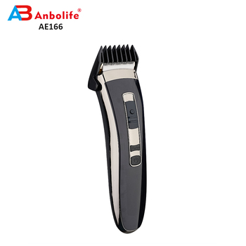 Professional 1400mah Li-ion battery using 120mins  LED display electric edge hair trimmer