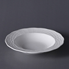 White soup plate1