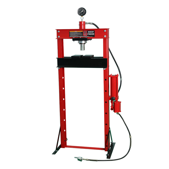 20ton benchtop hydraulic crimping tools shop press