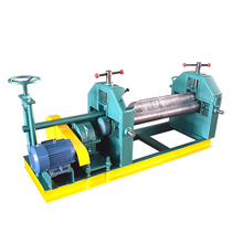 Prebender with adjustable <strong>roll</strong> down Small Semi-automatic and Manual Three-<strong>roll</strong> Steel Plate Rolling <strong>Machine</strong>