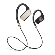 Hot selling <strong>oem</strong> custom earring sports stereo wireless bluetooth headset