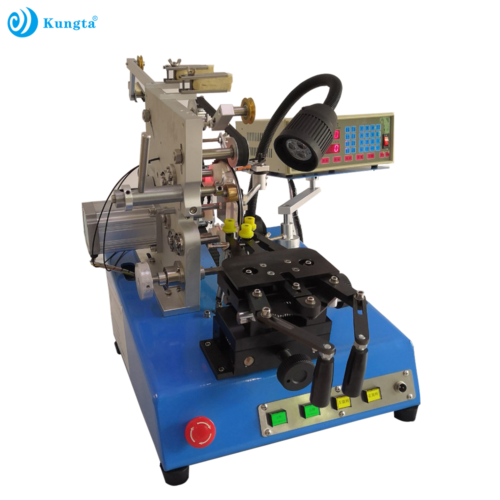 High Precision Semi-Automatic CNC High Speed Transformer Toroidal Coil Winding Machine Manufacturer <strong>Equipment</strong> Price
