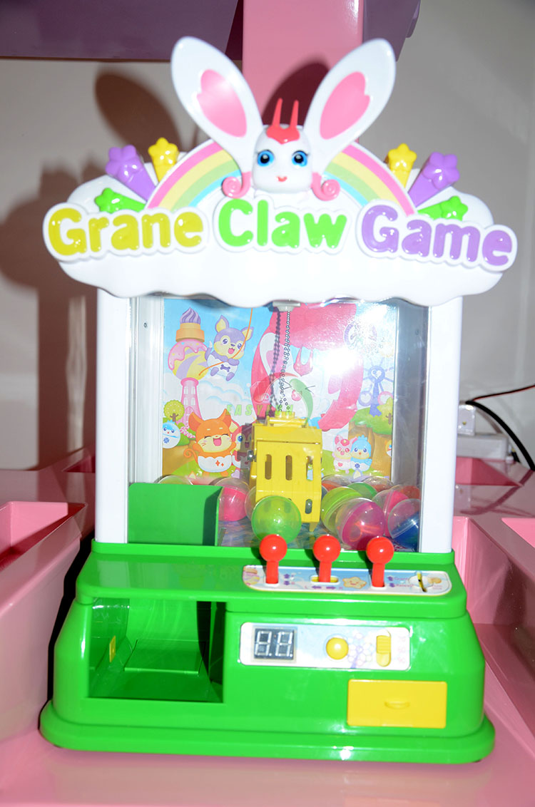 kids puzzle interactive educational crane game gift vending crane claw game machine