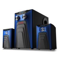 New model high power high power 2.1ch speaker with home theatre system for professional audio
