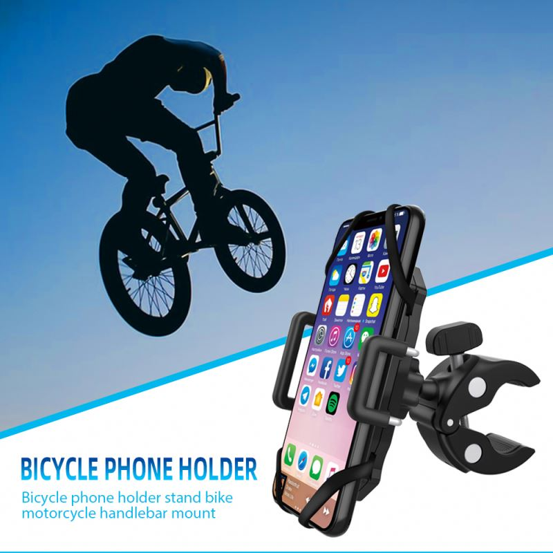 2020 Hot Selling Cell <strong>Phone</strong> Holder For Bicycle Universal 360 Degree Adjustable Rotating for Mobile <strong>Phone</strong>