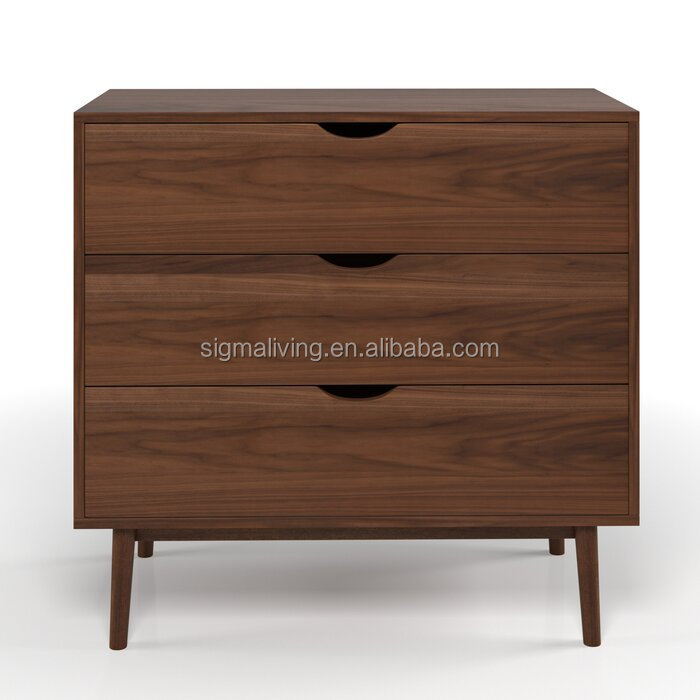 Simply design home furniture home hotel living room 3 Drawer Chest