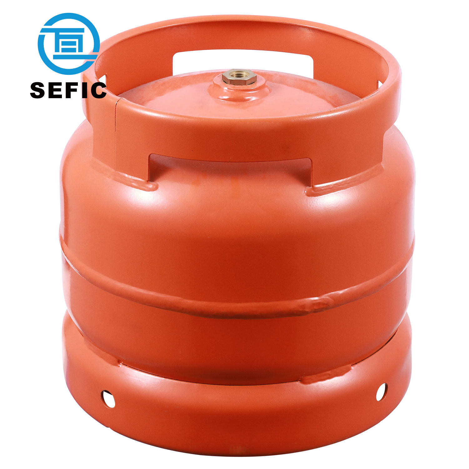 Factory Direct Sales 6KG Saudi Arabia LPG Gas <strong>Cylinder</strong> Prices With Low Price