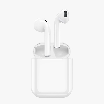 Pop Up Window Version i12 TWS Bluetooth Earphones Headphones Wireless Mini Sport Earphone 5.0 Earbuds