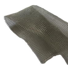 Metal screen knitted <strong>mesh</strong> oil&amp; gas Metal demister of metal knitted <strong>mesh</strong>