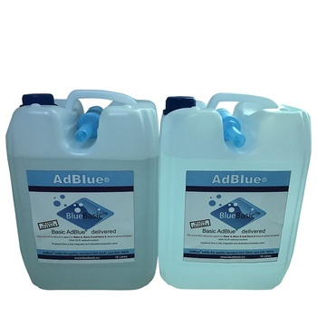 Urea BlueBasic AdBlue DEF for Diesel Vehicles from 5L 10L 20L Litre Ad Blue