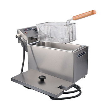 Kitchen equipment  Counter Top Commercial Chips Electric Deep Fryer