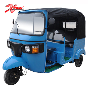 Chinese Cheap 3-wheels motorcycle Strong power 200cc Passenger Tuk Tuk Tricycle for Sale XT 200PA