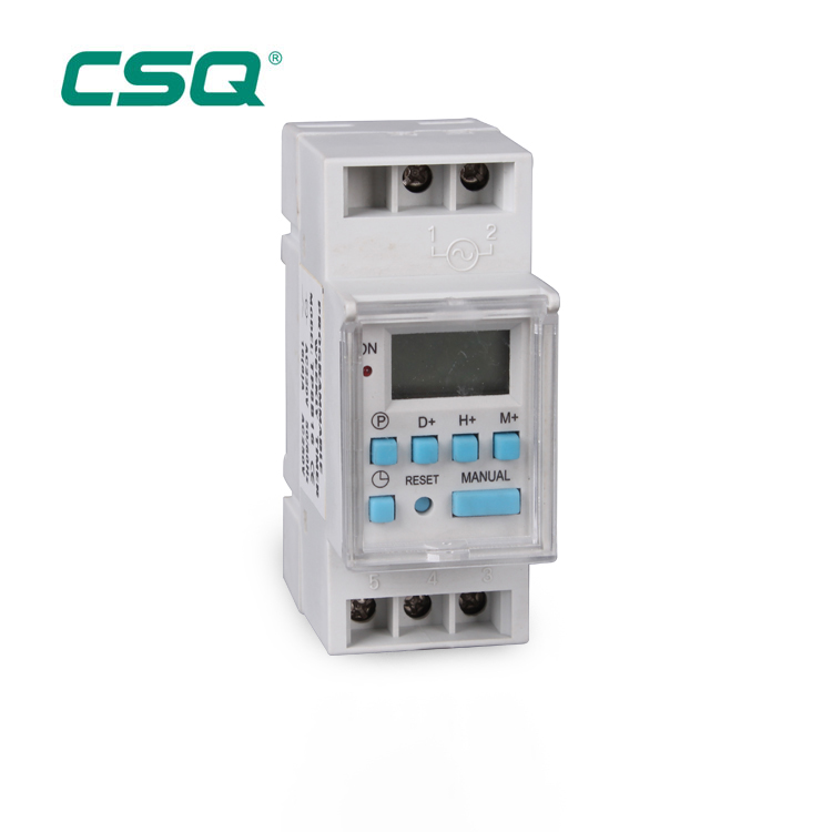 220v Weekly programmable 3 phase time switch digital electrical <strong>timer</strong>
