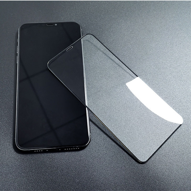 High quality hard tempered glass ceramics mobile phone screen protector