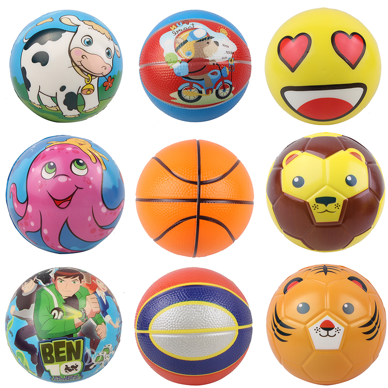 Factory hot selling 15cm pu anti stress ball, Customized Logo Antistress Ball for promotional