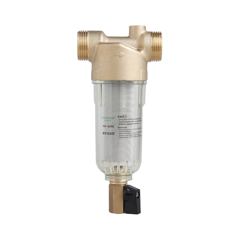 Front Water Purifier Copper Lead Filter Water Prefilter Central Water Purifier Preliminary <strong>filtration</strong>