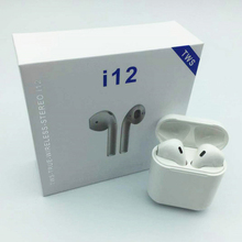 New 2019 i12 tws Wireless <strong>Bluetooth</strong> 5.0 Earphone TWS i12 Touch Control Earbuds i 12 tws HiFi Sound Headphones For All Smartphone