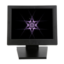 High Quality <strong>10</strong> <strong>10</strong>.4 inch 12V Computer LCD Touch Screen Monitor VGA HD POS Display Free Touch Drive