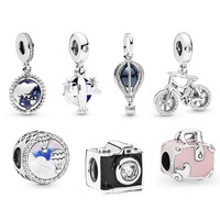 High Quality DIY Bracelet Charms Jewelry for Pandora Charms 925 Sterling Silver