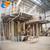 Industrial high quality customized glass furnace for sodium silicate