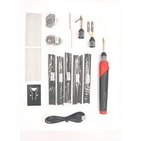 Best Quality Cordless Interchangeable Li-ion Plastic Repairing Welding Tool Kit Set