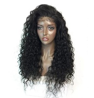 Afro kinky curly hair african kinky curly frontal lace hair wigs