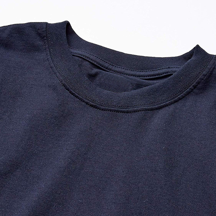 250GSM short sleeve crew neck heavy cotton t shirt with assorted colors and sizes