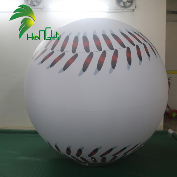 Advertising Logo Decoration Beach Ball PVC Inflatable Tennis Balloon