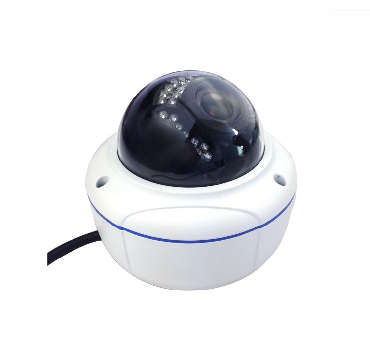 h.265 1080P Hi3516A Panasonic 34229 CMOS HD IP WDR IR Dome CCTV <strong>Camera</strong> be compatible many NVR and platform management software