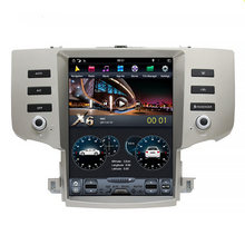 NaviHua PX6 <strong>Android</strong> 8.1 4+32 Tesla style Vertical screen car multimedia player for Toyota Mark <strong>x</strong> reiz 2005-2009 build-in carplay