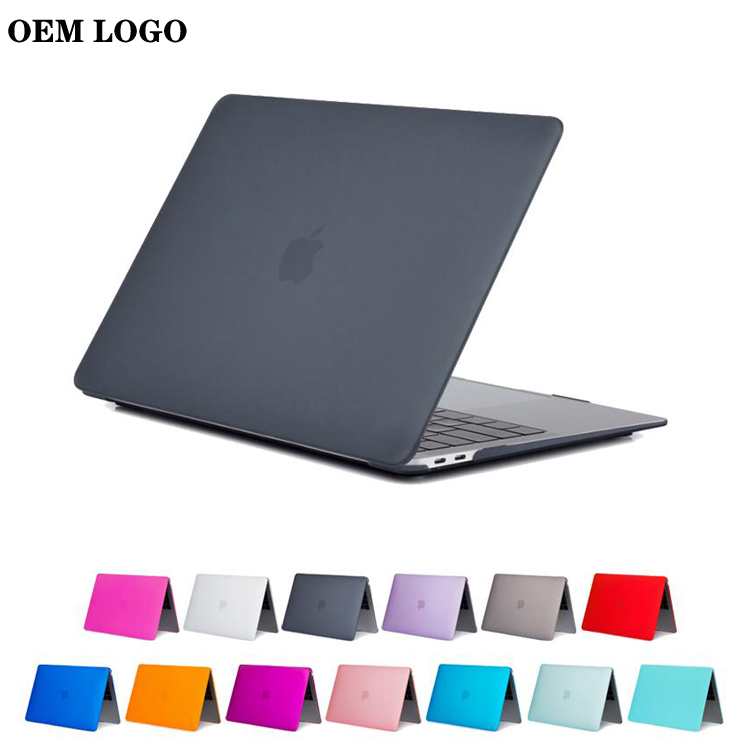 "OEM Case For Apple MacBook Pro 13"" inch A1989 / A1706 / A1708 Blue Smooth Matte Frosted Hard Shell Plastic Cover"