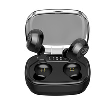 Bluetooth Wireless Earbuds IPX7 Waterproof Stereo Earphones Digital Display Durable Life for cell phones music sports