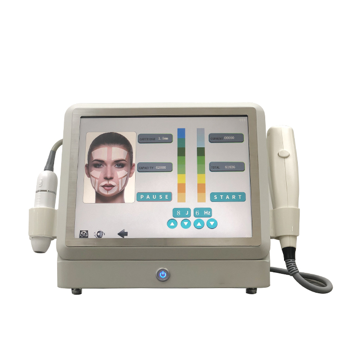 4d Hifu 60000 Shots <strong>14</strong> Cartridges 2019 New <strong>12</strong> Lines Face Lift Body Slimming Skin Tightening Device