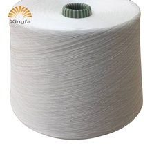 Best selling customized sustainable melange polyester viscose <strong>120</strong>/2 blended yarn for knitting weaving