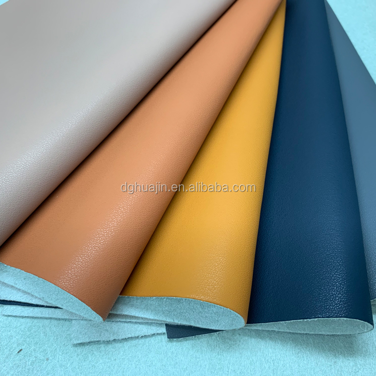 No Solvents Yacht Marine Upholstery Microfiber Leather