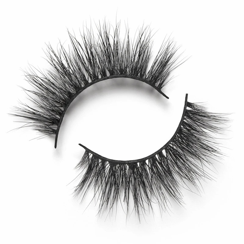 18mm 20mm 25mm 3d Mink Eyelashes with custom packaging