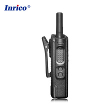 New arrival 4G network radio talkie walkie compatible with Inrico ptt, zello and realptt INRICO T522A