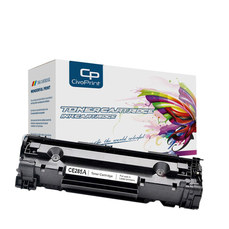 Civoprint Best Selling Ce285A 85A Compatible Toner Cartridge For P1102 <strong>Printer</strong>