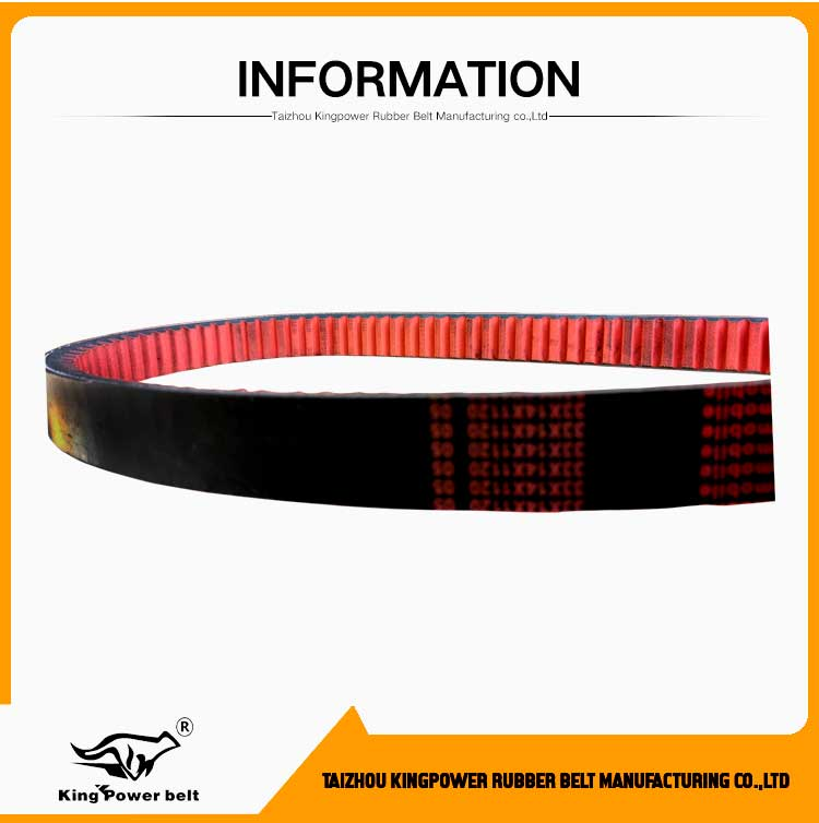 High Quality  Wholesale No Noise Rubber V Belt industrial v belt standard sizes