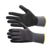 Labour <strong>Safety</strong> Working Gloves Industrial Nylon Material Gloves Hand Gloves Construction