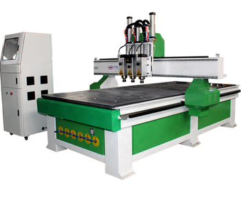 Good quality multi-process GD1325 carving sculpture wooden furniture advertising industry cnc router machine