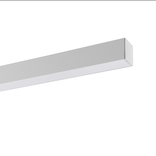 105lm/<strong>w</strong> LED fixture suspended pendant reccssed surface mouted 36W 1.2m 1200mm4ft linear light for office