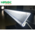 Bright PVC Transparent Plastic hypermarket awesome light Tag Data Strip for supermarket shelf