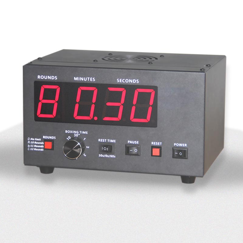 Pro Loud Sound Martial Arts Equipment Countdown LED Boxing <strong>Timer</strong> for Sale